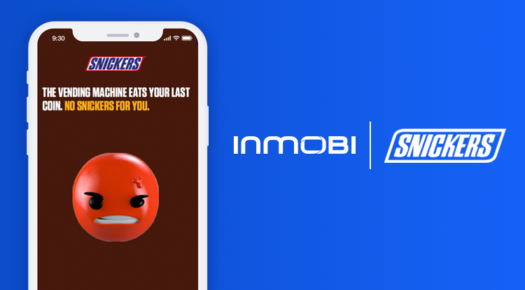 Innovative Snickers Campaign Uses Unique AI Creatives to Drive 30% Boost in Sales